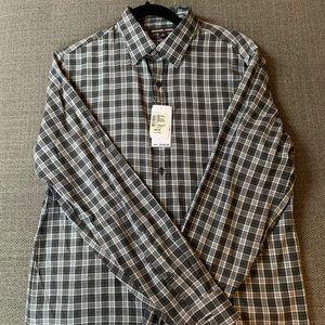 Michael Kors long sleeve button up shirt